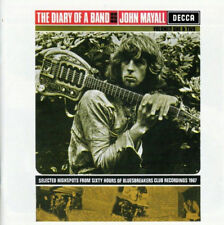 John Mayall – The Diary Of A Band Volume One & Two CD NEW