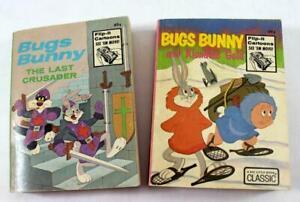 Lot of 2 Vintage Bugs Bunny Big Little Books
