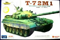 1/48 T-72M1 Russian Main Battle Tank Zhengdefu World Famous Series