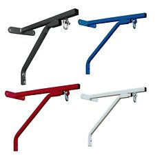 DEFY Heavy Duty Punching Bag Wall Bracket Steel Mount Hanging Stand Boxing MMA