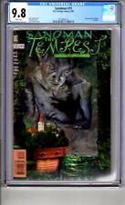Sandman #75 (1996)CGC 9.8  W/P ' Last...Issue..1st..PRINT! Gaiman & McKean Cover