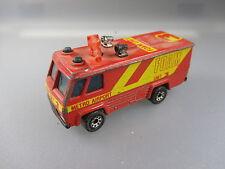Matchbox: Metro Airport, Command Vehicle, Feuerwehr  (GK96)