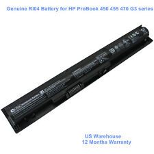 Genuine RI04 Battery for HP ProBook 450 455 470 G3 series 805294-001 805047-851