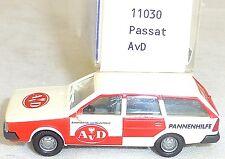VW PASSAT AVD COCHE asistencial IMU EUROMODELL 11030 H0 1:87 emb.orig # (LL1) å