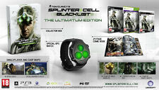 Splinter Cell Blacklist Ultimatum Edition Xbox 360 PAL AUS *NEW* + Warranty!