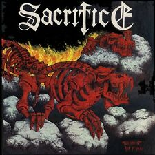 Sacrifice ‎- Torment In Fire LP - SEALED - New Copy - THRASH METAL CLASSIC