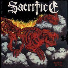 Sacrifice - Torment In Fire LP - SEALED - New Copy - THRASH METAL CLASSIC