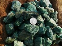2000 Carat Lots of Fuchite  Rough - Plus a FREE Faceted Gemstone