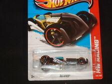 HOT WHEELS 2013 HW RACING #146/250 RAT-IFIED HOTWHEELS GOLD/CHROME TRACK READY