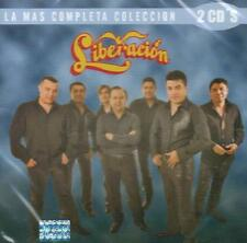 Liberacion CD NEW La Mas Completa Coleccion SET Con 2 CD's 30 Canciones !