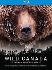 Wild Canada  Blu-Ray NEW