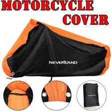 Motorcycle Cover Waterproof XXXL For Harley Davidson Heavy Duty UV Snow Storage