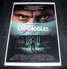 Dr. Giggles 11X17 Movie Poster Larry Drake