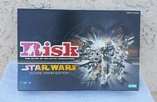 Risk Board Game Star Wars Clone Wars Edition by Parker Brothers