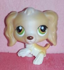 authentic LPS 79 bis EPAGNEUL littlest petshop chien DOG spaniel cocker HASBRO