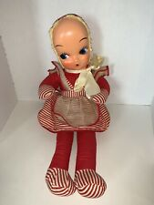 Antique Doll In Awesome Condition 25""