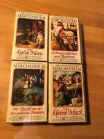 The Great German Fairytale Film / VHS / Euro Video / 4 Piece