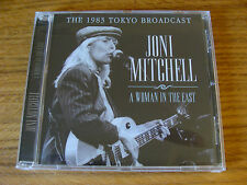 CD Album: Joni Mitchell : A Woman In The East 1983 Tokyo Budokan FM Broadcast
