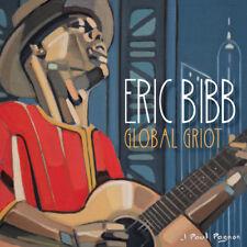 Eric Bibb Global Griot 2 CD Digipak