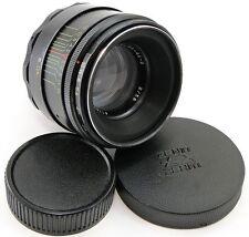 SERVICED! 1981! HELIOS 44-2 58mm f/2 USSR Lens M42 Canon EOS Sony A Olympus Fuji