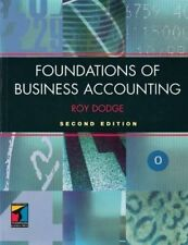 Foundations of Business Accounting-Roy Dodge, 9781861521538