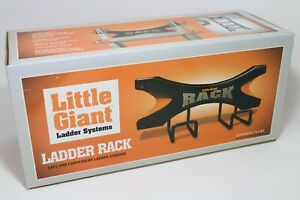 Little Giant Ladder Rack - Wall Mounts Hang Racks Stand 15005 - NIB!