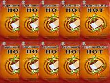 10 Capsicum Hot Pain Relief Plaster Chilly Chinese Balm Patches Size 12 x 18cm