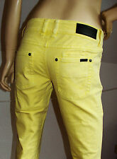 ONLY Jolina SS Cat Jeans W Softlight gelb Yellow W26 Jeans Denim