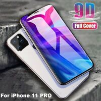 9H Hard Anti-Scratch Tempered Glass Screen Protector For Apple iPhone 11 Pro Max