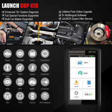 LAUNCH X431 OBD2 EOBD Automotive Scanner Tool IMMO ABS TPMS DPF Injector Reset