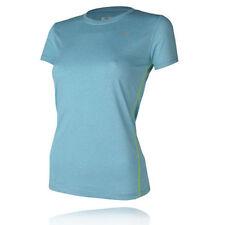Atmungsaktive Damen-Kurzarm-Tops aus Polyester zum Laufen