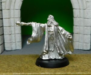 SARUMAN ORTHANC - Lord Of The Rings Metal Figure(s)