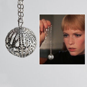 Rosemary's Baby Tannis Root Charm Amulet - Small Pendant Necklace Replica