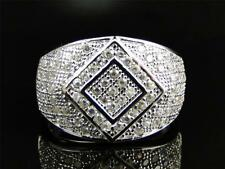 Cubic Zirconia Statement Men's Rings