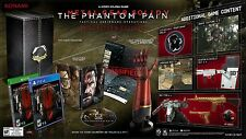 New! Metal Gear Solid V: The Phantom Pain [Collector's Edition](Xbox One, 2015)