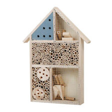Insect House Bee Hotel Supplies Decoration for Ladybugs, Beneficial Insects