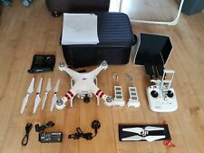 DJI PHANTOM 3 standard Upgraded Controler, Fully Working Plus Extras