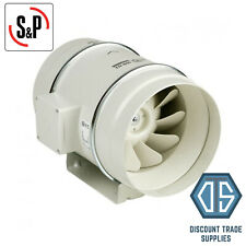 SOLAR & PALAU IN-LINE MIXED FLOW DUCT FANS MIXVENT SERIES  TD-500/150 *230-240V