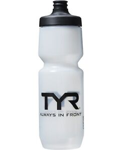 TYR Purist Large Sports Water Bottle - 26 oz - 750ml