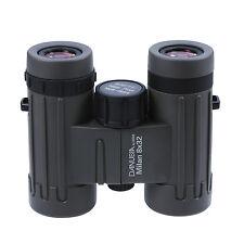 Dorr Danubia 8x32 Milan Roof Prism Binoculars - Black, London