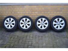 Opel Meriva B Komplettradsatz Alu 205/55 R16 Michelin 13260605 / 6,5Jx 16 H2