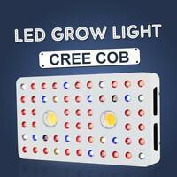 CREE 1000W COB LED Grow Light  (UV/IR) 3000k & 6500k COBs High PAR VEG Flower UL