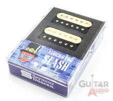 Seymour Duncan Alnico II Pro SLASH SIGNATURE Zebra Guitar Pickups Set Pair