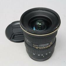 Tokina AT-X PRO 12-24mm f/4 DX AF Lens For Canon - Read Description
