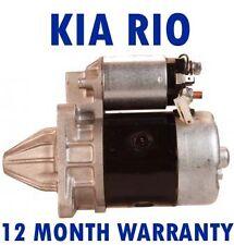 Kia rio saloon estate (DC_) 1.3 1.5 16V 2002 2003 - 2005 starter motor