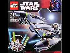 NEW SEALED LEGO STAR WARS 7656 GENERAL GRIEVOUS STAR FIGHTER STARFIGHTER XLNT