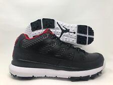 NEW Jordan Retro 9 Bred IX Golf Cleats Space Jam Shoes 833798-002 RARE Size 10