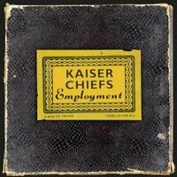 Employment, Kaiser Chiefs, Audio CD, Good, FREE & FAST Delivery