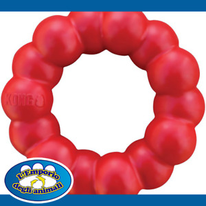 Kong Ring S/M Gioco Per Cani Fino A 16Kg Anello