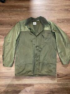 Vintage Duxbak Sportsman Hunting Jacket Montana Cloth Size 42, Game Pouches